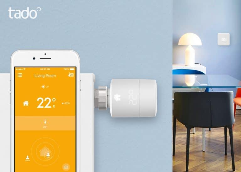 termostato intelligente TADO